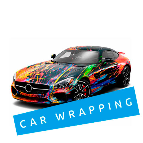 Car Wrapping varese como milano - Advanxe Design